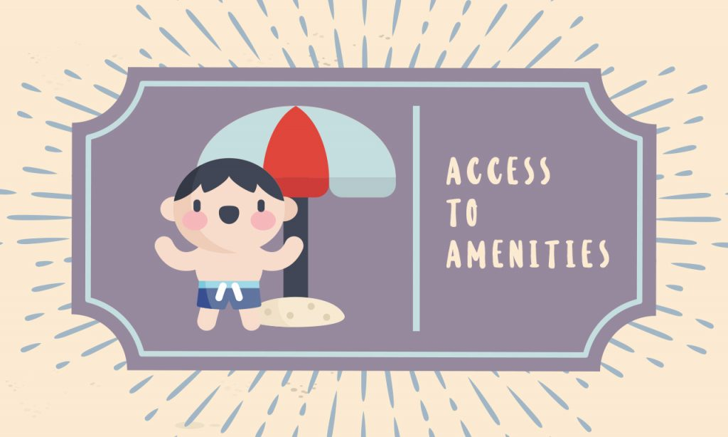 Access To Amenities