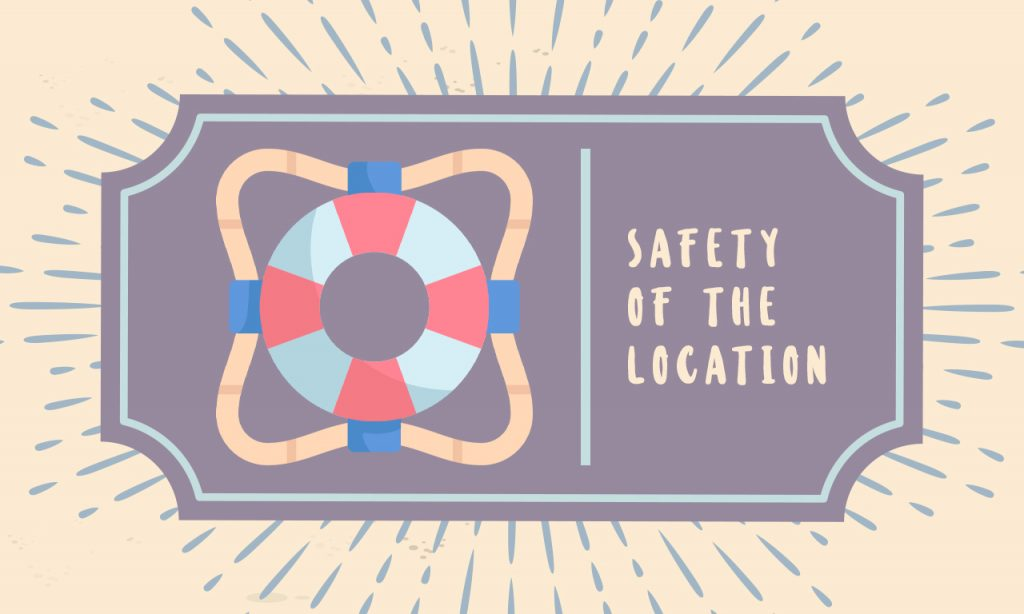 Safety Of The Location