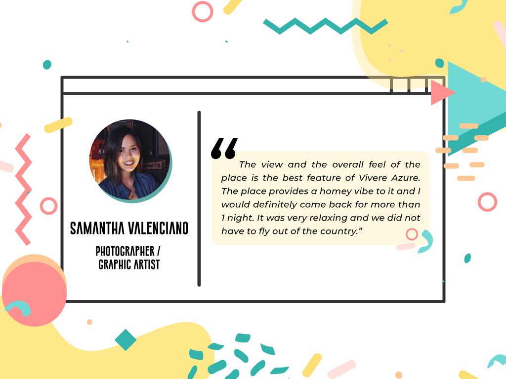 Samantha Valenciano